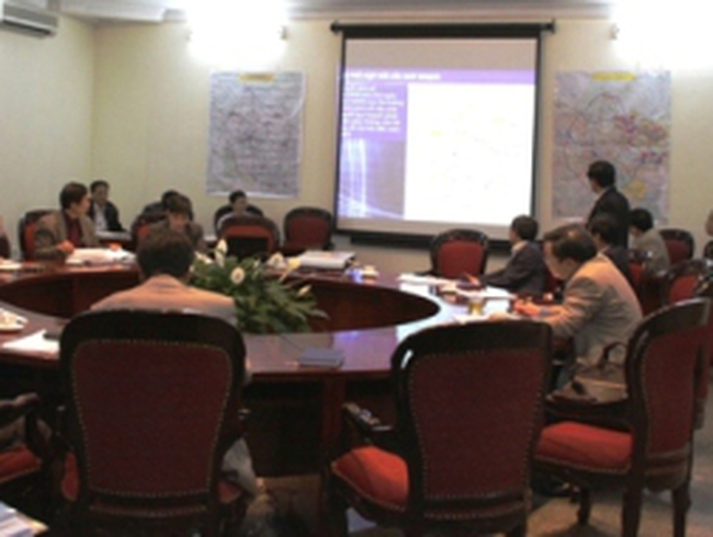 Sớm hoàn thành quy hoạch chi tiết đường vành đai 4 Hà Nội