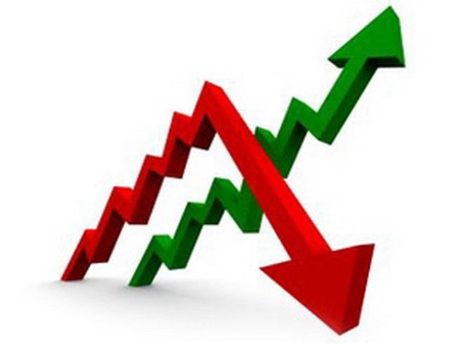 KLGD xuống thấp nhất trong hơn 1 năm, hai sàn tăng giảm trái chiều