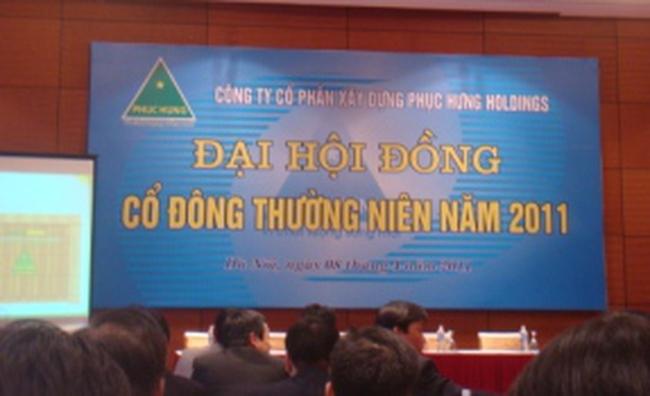 """PHC:""""Khiêm tốn"""" kế hoạch kinh doanh 2011"""