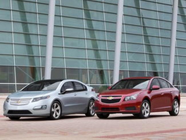 Có nguy cơ mất lái, Chevrolet Cruze 2011 bị thu hồi