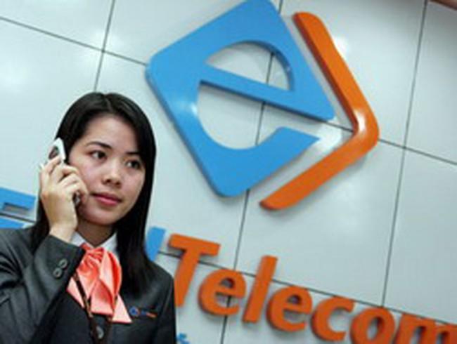 VTC dự kiến góp 800 tỷ đồng vào EVN Telecom