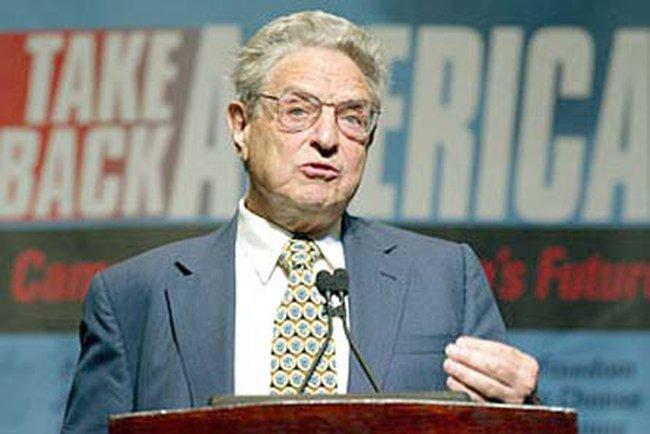 George Soros: Rủi ro đạo đức trong hệ thống tài chính Mỹ đang lớn hơn bao giờ hết