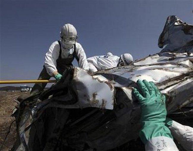 Nhật chịu thêm dư chấn động đất 7,1 độ richte