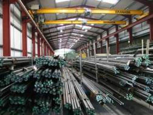 Trung Quốc tăng cường nhập khẩu sắt thép