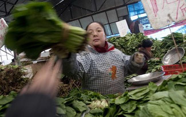 Quý 1/2011, Trung Quốc chịu thâm hụt thương mại lần đầu trong 7 năm