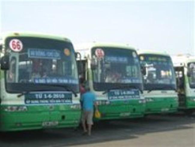 TPHCM: Nhiều tuyến xe buýt có thể ngừng hoạt động