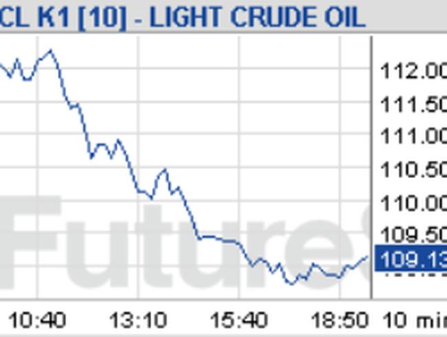 Phiên GD 11/4: Chạm kỷ lục mới đầu phiên, giá vàng và dầu mỏ cùng đi xuống lúc đóng cửa
