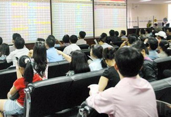 Vn-Index lùi về sát 460 điểm, HNX Index xuống 90 điểm