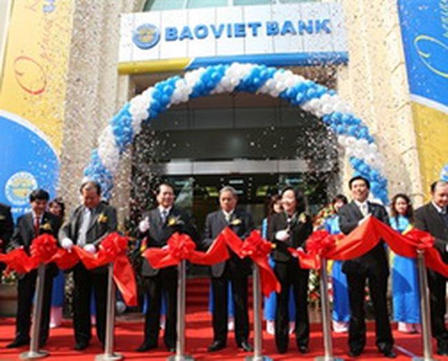 BaoVietBank: Đặt kế hoạch đạt 200 tỷ đồng LNTT năm 2011