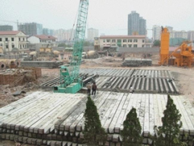 Hải Dương: Khánh thành nhà máy cọc bêtông có độ dài lớn nhất