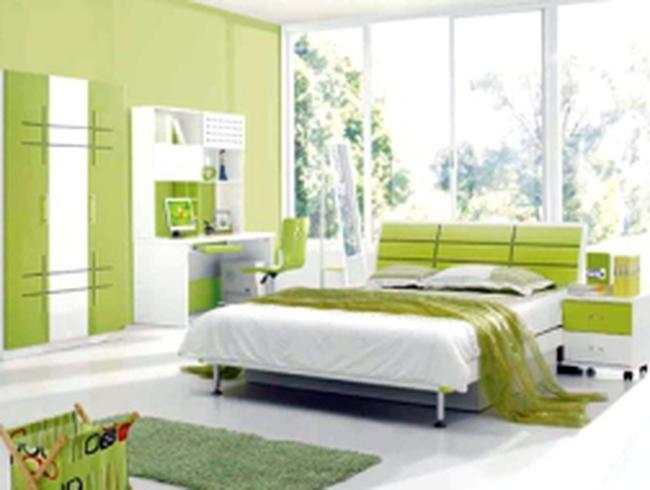 Bố trí không gian phòng ngủ
