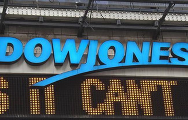 Nhà đầu tư bán mạnh, Dow Jones mất gần 120 điểm