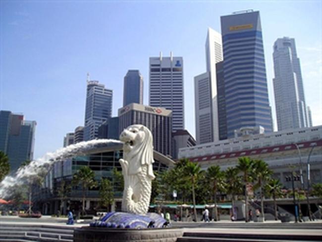 Đồng đôla Singapore tăng giá mạnh nhất tại châu Á