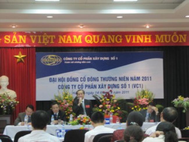 VC1: Dự kiến lợi nhuận trước thuế năm 2011 đạt 90 tỷ đồng