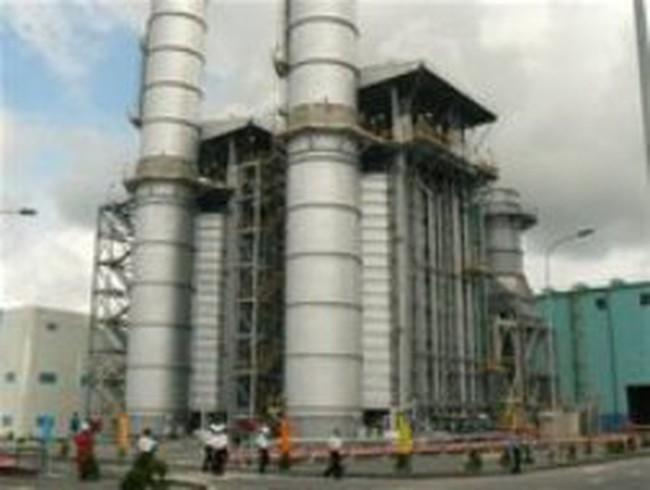 Thiếu khí, nhiều nhà máy điện chuyển sang chạy dầu