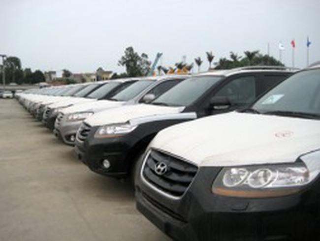 Thuế nhập khẩu ô tô có thể sẽ lại tăng?
