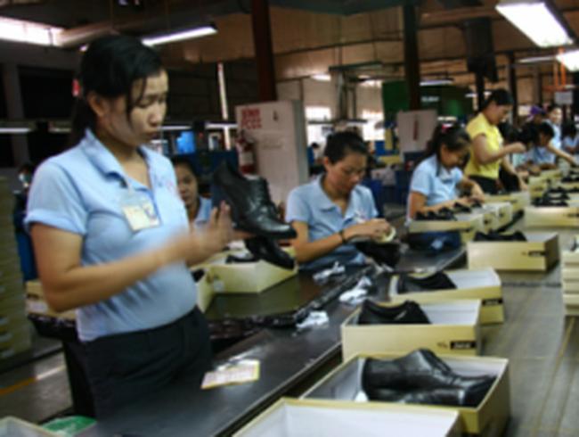 Xuất khẩu giày dép mang về 1,3 tỷ USD trong quý đầu năm