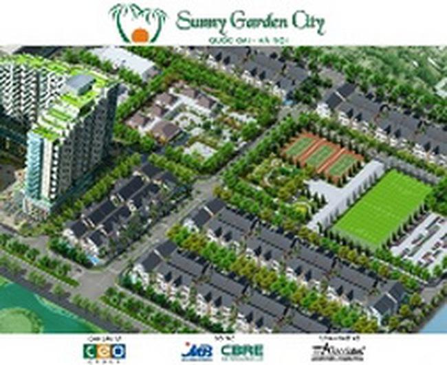 Khởi động dự án Sunny Garden City