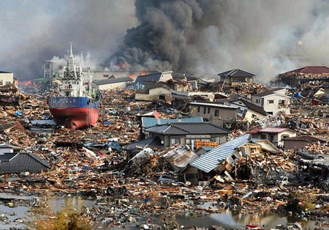 Người Nhật lo lắng từng giây về động đất