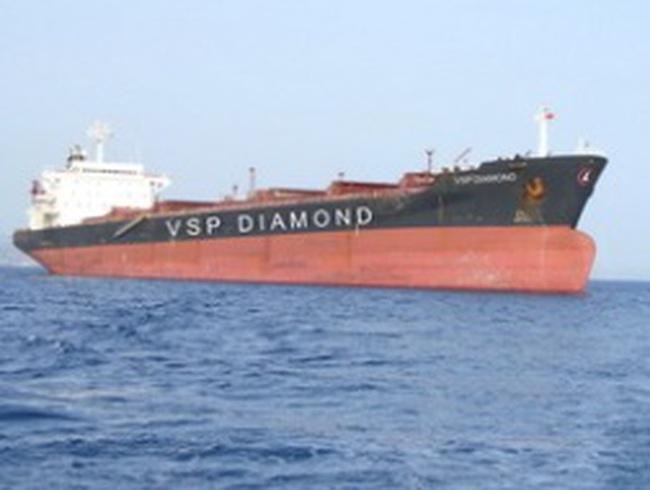 VSP: Đã nhận 5,17 triệu cổ phiếu khấu trừ nợ của Vinashin làm CP quỹ