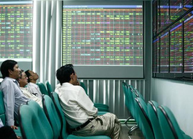 HNX-Index xuống dưới 88 điểm, VN-Index tăng nhẹ 0,07%