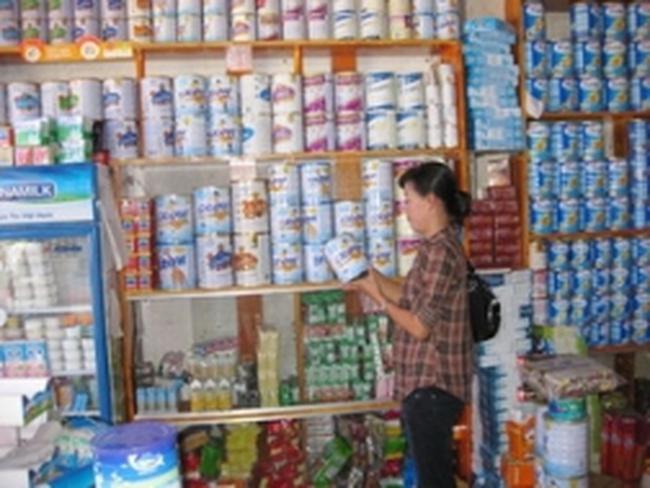 VN chưa phát hiện sữa nhiễm Melamine và Nitrit