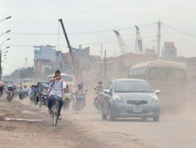 Tháng 6 sẽ thông xe 'con đường đau khổ' ở Hà Nội
