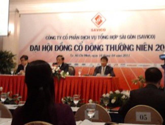SVC: Đặt mục tiêu tăng trưởng doanh thu hợp nhất 25%