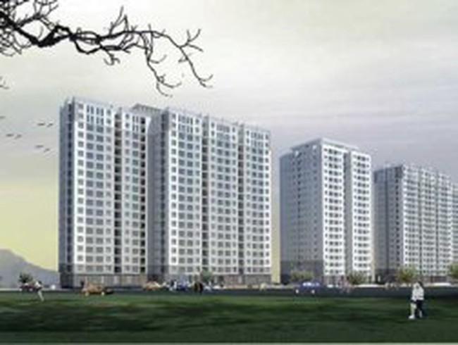 Công bố giá bán nhà thu nhập thấp Kiến Hưng 10,6 triệu đồng/m2