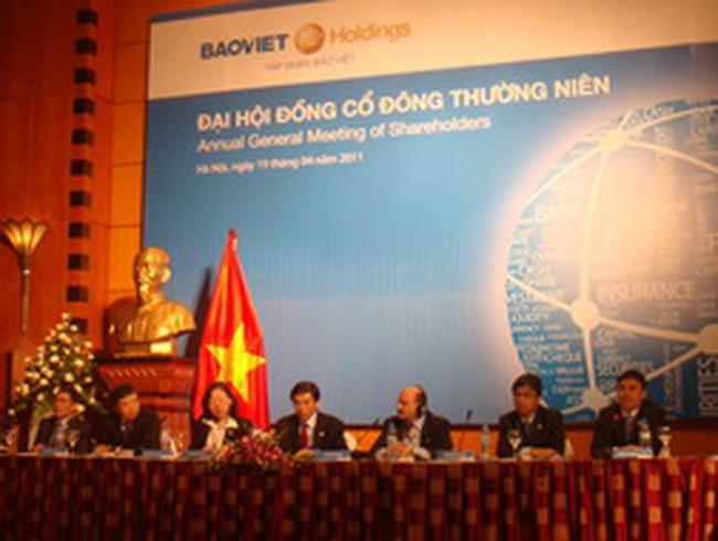 BVH: Đến năm 2015 sẽ tăng vốn lên 9.500 tỷ đồng