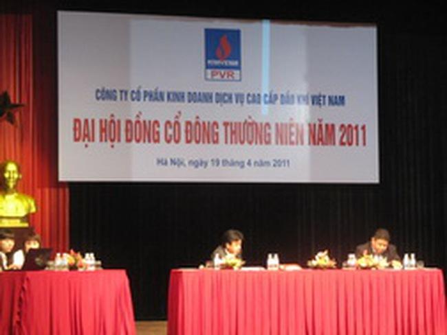 PVR: Năm 2011 đặt mục tiêu 110 tỷ đồng LNST, bằng 4 lần năm 2010