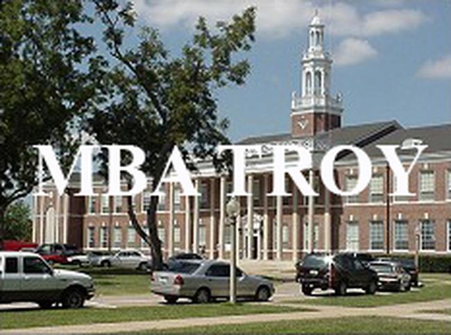 Cơ hội nhận 3 học bổng 1000 USD học MBA Troy khóa 5