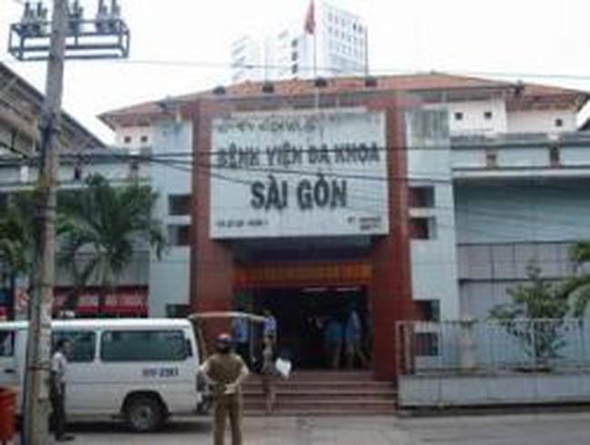 Lựa chọn địa điểm xây dựng mới Bệnh viện Đa khoa Sài Gòn