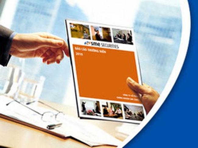 SME: Q1 lỗ 16,5 tỷ đồng