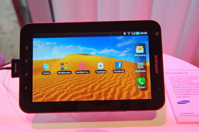 Apple kiện Samsung nhái sản phẩm iPhone và iPad