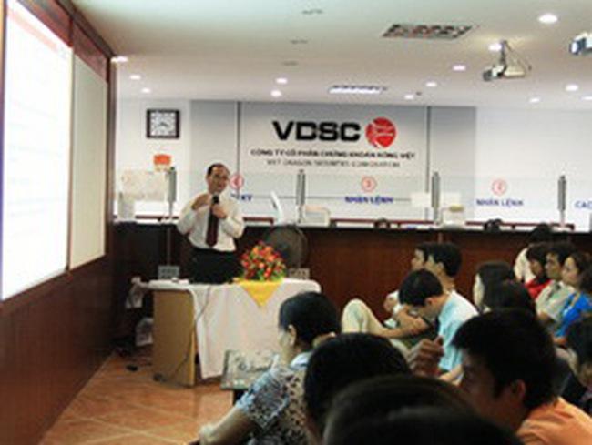 VDS: Lỗ quý 1 lớn hơn lợi nhuận cả năm 2010