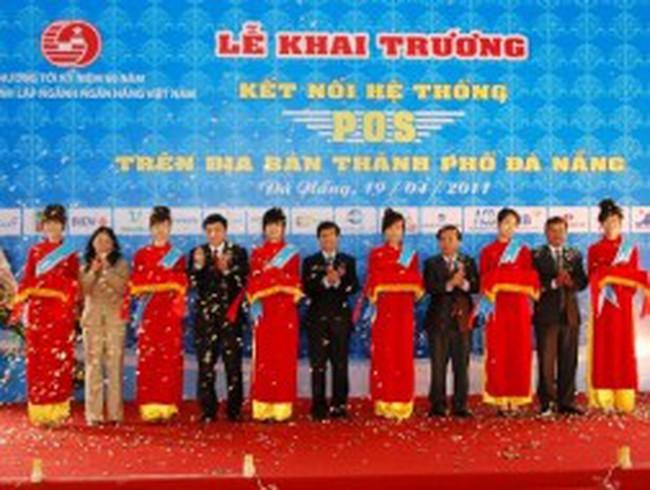 Đà Nẵng: Kết nối hệ thống thanh toán không dùng tiền mặt