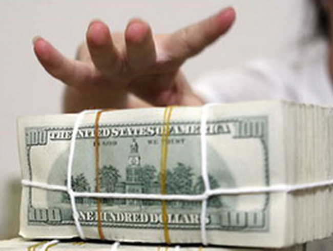 Tỷ giá ngân hàng trở về đời sống thực