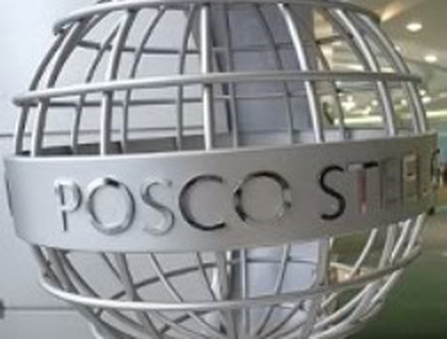 Posco tăng 18% giá thép kể từ ngày 22/4