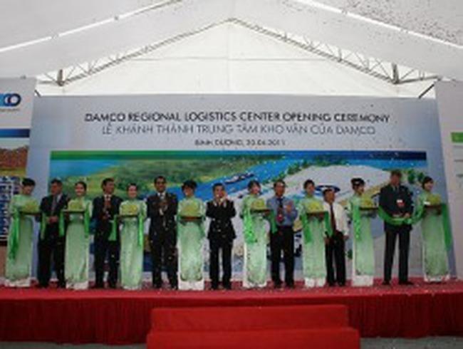 Bình Dương: Khánh thành Trung tâm Kho vận Đa năng quy mô 26.000 m2