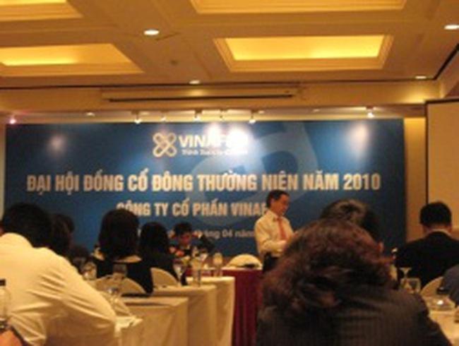 VFC: Thông qua kế hoạch doanh thu 2011 tăng trưởng 96%