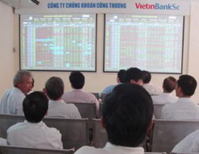 CTS: Lãi sau thuế quý I/2011 đạt 6,9 tỷ đồng, giảm 52% so với quý I/2010