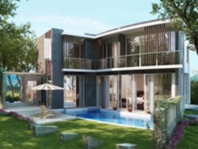 700.000 USD 1 căn biệt thự sinh thái Hoàng Yến tại Vĩnh Phúc