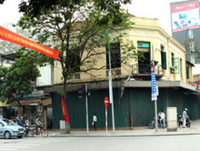 Hà Nội: Dừng cưỡng chế khu nhà đòi 1 tỷ đồng/m2