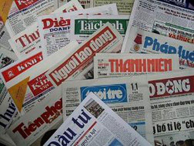 Báo in đối phó với tăng giá giấy