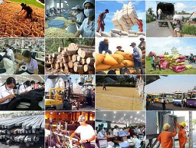 TP. Hà Nội: Giá trị sản xuất công nghiệp tháng 4 tăng 3,4%