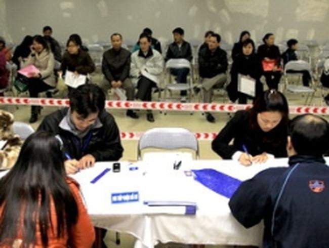 Gần 1400 hồ sơ mua nhà thu nhập thấp ở Sài Đồng