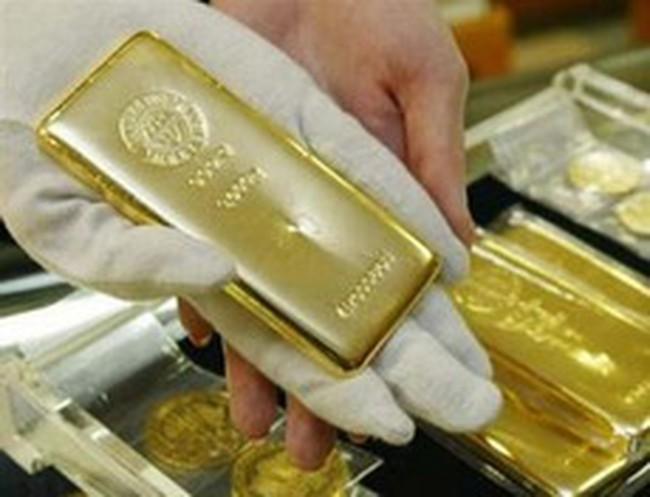 Vàng miếng giao dịch phải đạt chuẩn quốc tế