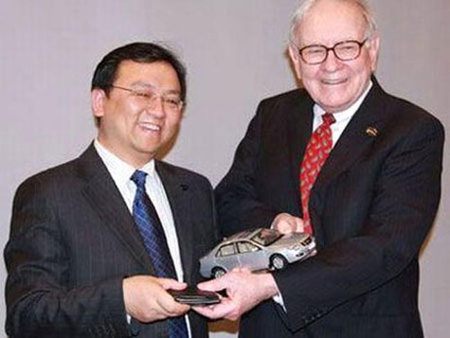 Mối duyên Warren Buffett và tỷ phú BYD