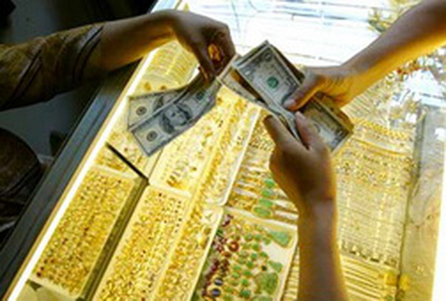 Ngân hàng sẽ ngưng cho vay vàng từ 1-5